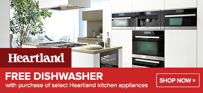 Heartland Free Dishwasher Offer