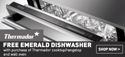 Thermador Cooktop and Wall Oven Package Promotion