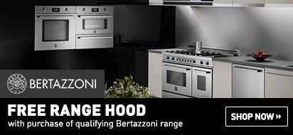 Free Range Hood with Range Package