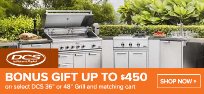 DCS Outdoor Promotion with Bonus Gift Worth $450