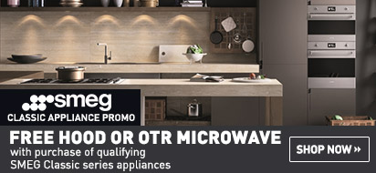 Purchase Smeg Classic Built-In Package and Get a Free Range Hood or OTR