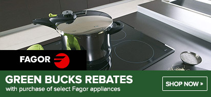 Fagor Green Bucks Back Rebate