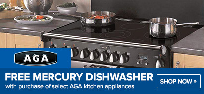 AGA Free Mercury Dishwasher Promotion
