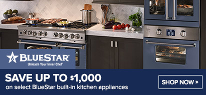 Bluestar Ultimate Pro Kitchen Rebate Builder