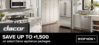 Dacor Built In Kitchen Jumpstart Savings