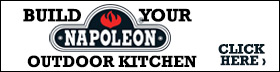 Napoleon Outdoor Kitchen Builder