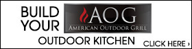 American Outdoor Grill Kitchen