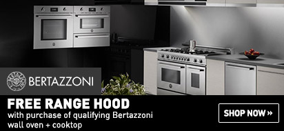 Free Range Hood with Built-In Package