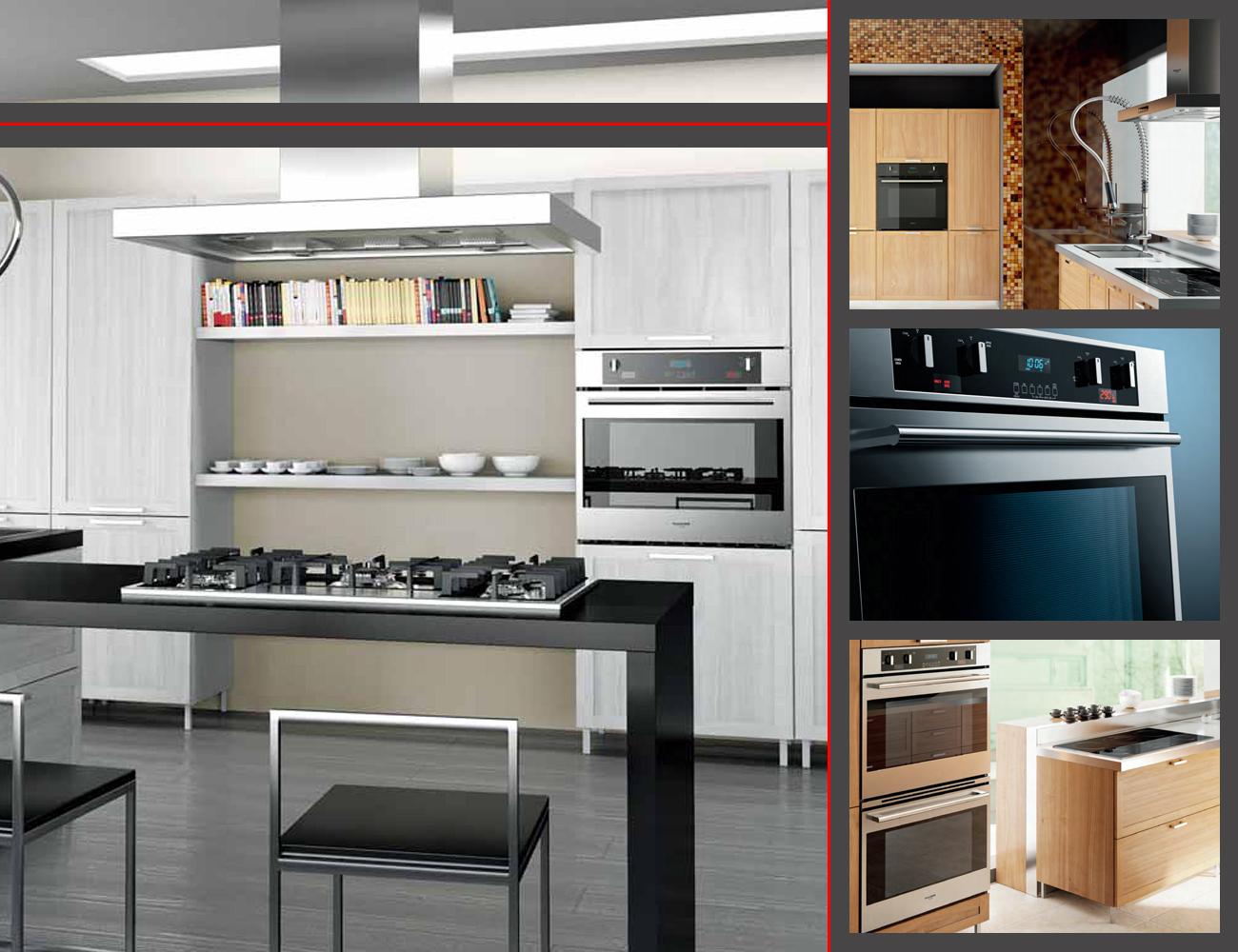 Fulgor Milano 600 Series Appliances Connection